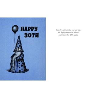 ABD/Happy 30th