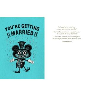 WD/You're Getting Married!