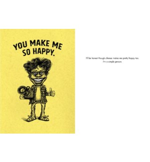 RO/You Make Me So Happy