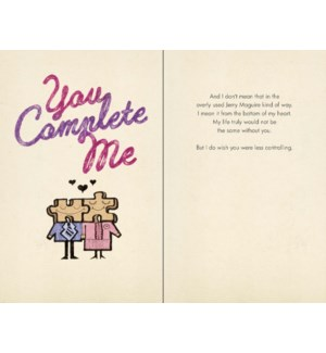 RO/You Complete Me