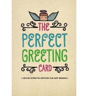 ED/The Perfect Greeting Card