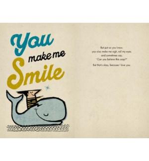 RO/You Make Me Smile