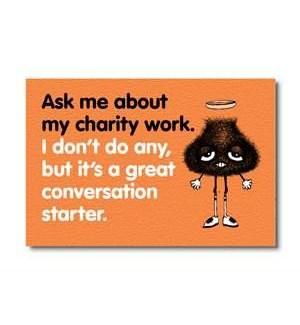 MAG/Charity Work