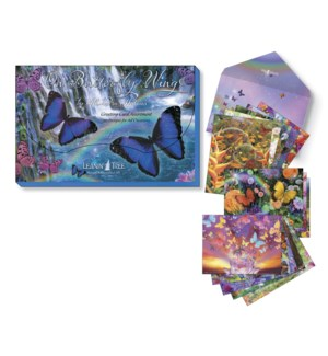 ASSORTMENT/Butterfly Wing