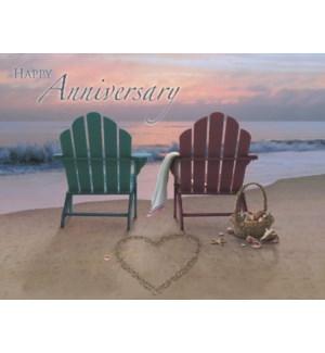 AN/Adirondack chairs beach