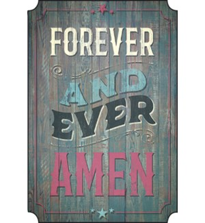 """AN/""""Forever and Ever Amen"""""""