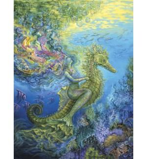 BD/Fairy riding sea horse