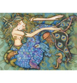 BD/Mermaid with jelly fish