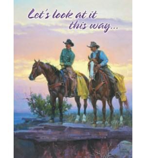 BD/Cowboys on horseback