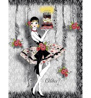 BD/Cake girl