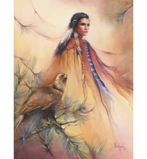 BD/Maiden wearing cape