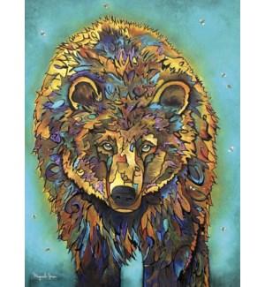 BD/Bear colour splashes in fur