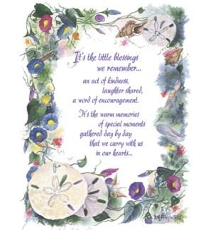 BD/Flowers & shells