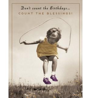 BD/Girl jumping rope