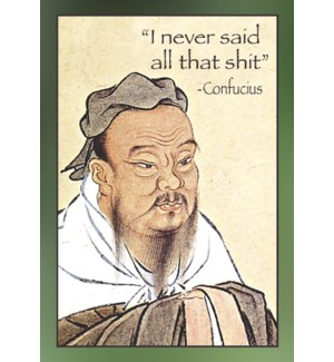 BD/Spokesman Confucius