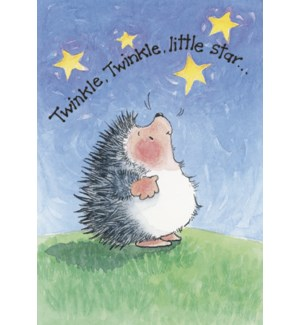 BD/Hedgehog & stars