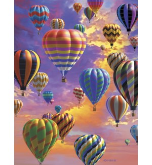 CO/Hot air balloons