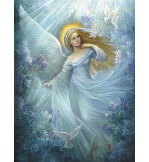 ENC/Angel doves lilacs