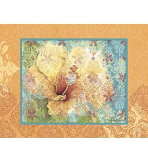 ENC/Yellow blooming flower