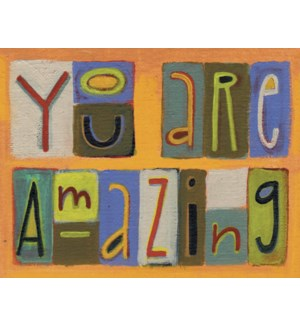"FR/""You Are Amazing"""