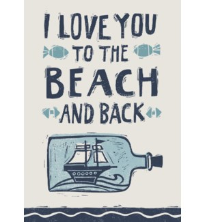 FR/Love you to the beach