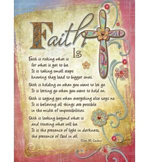 ENC/Faith is by Ellen Cuomo