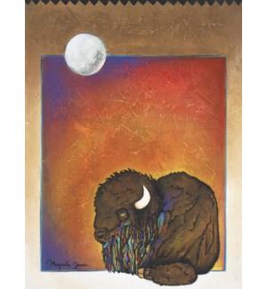 ENC/Buffalo and full moon