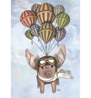 ENC/Pig wings in pilots scarf