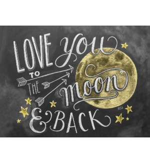 RO/Love you to the moon & back