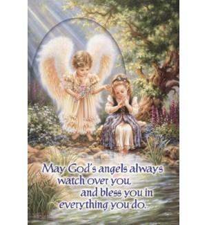 MAGNET/Angels at pond