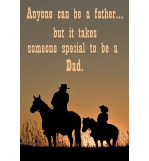 MAGNET/Kid on Horseback