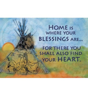 MAGNET/Teepee blessing