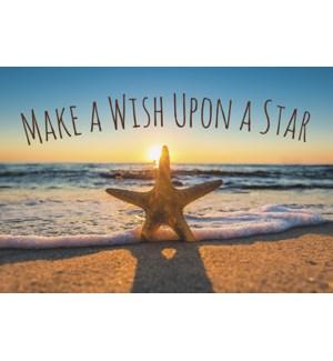 MAGNET/Starfish on beach