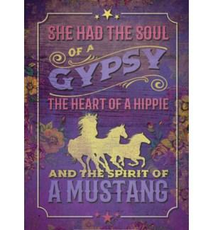 MAGNET/Soul of a gypsy
