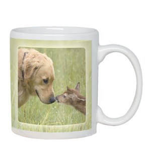 MUG/Touching noses