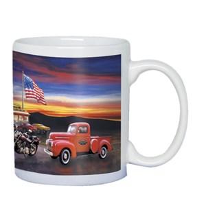 MUG/Cars & motorcycles