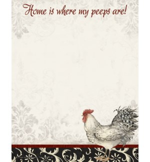SMNOTEPAD/Rooster Home