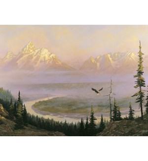 TY/Landscape mountain scene