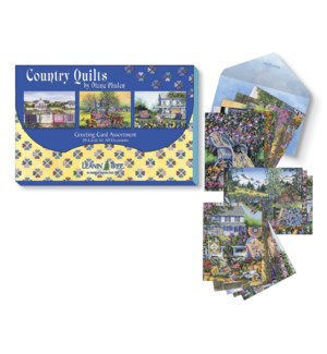 ASSORTMENT/Country Quilts