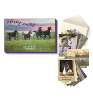 ASSORTMENT/Horse Country