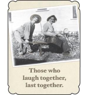 AN/Couple w/gardening hats