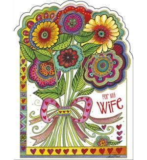 AN/Floral bouquet