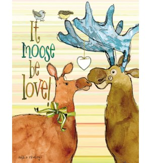 AN/2 Moose Nose To Nose