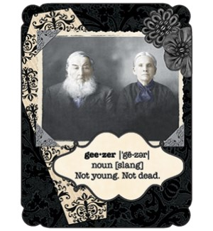 BD/Portrait of elderly couple