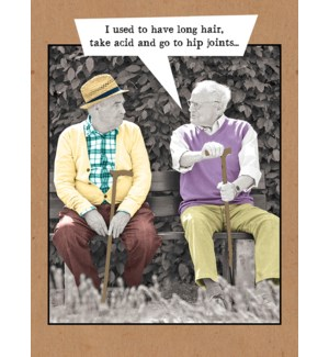 BD/Two old men on bench