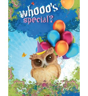 BD/Owl in party hat