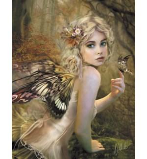 BD/Fairy butterfly on finger