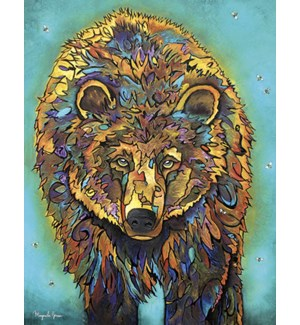 BD/Bear with color in fur