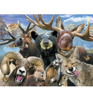 BD/Wildlife selfie