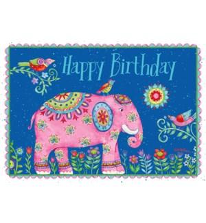 BD/Pink elephant